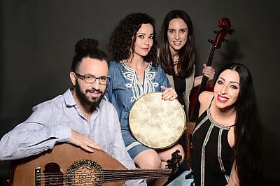 Quartetoukan (Bild &copy Ronen Akerman)