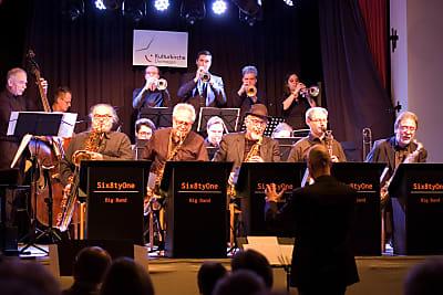 SixEightyOne Big Band (Bild &copy M.-L. Kobo)
