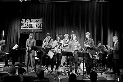 Jam Session – Sperie Karas Combo (Bild &copy Jutta Deichmann)