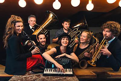 Jazz und Weltmusik im Hofgarten (Bild © Christian Protte)