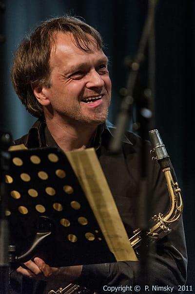 HSD Big Band feat. Stefan Pfeifer-Galilea (Bild © Peter Nimsky)