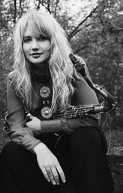 Fabia Mantwill Quintet (Bild © Dovile Sermokas)