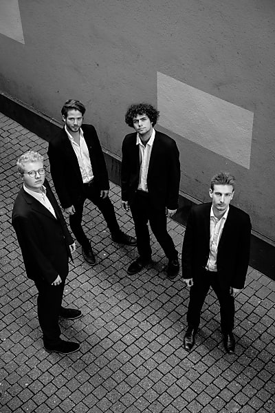 Jam Session – Tobias Haug Quartett