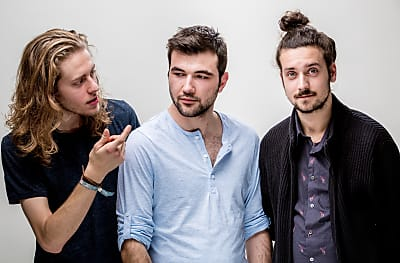 Jam Session – Lyft Trio