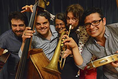 Jazz und Weltmusik im Hofgarten (Bild © Eberhard Rapp)