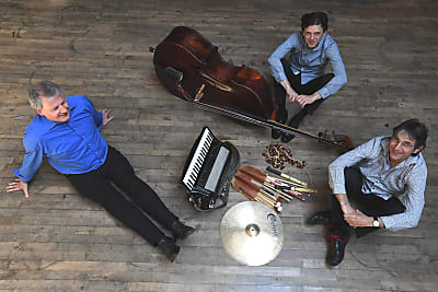 Jazz-Schmiede Online: Accordion Affairs