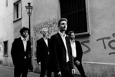 Jazz-Schmiede Online: Tobias Haug Quartett