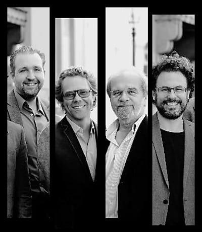 Jazz-Schmiede Online: Witzel/Weiss/Brandenburg/Gahler