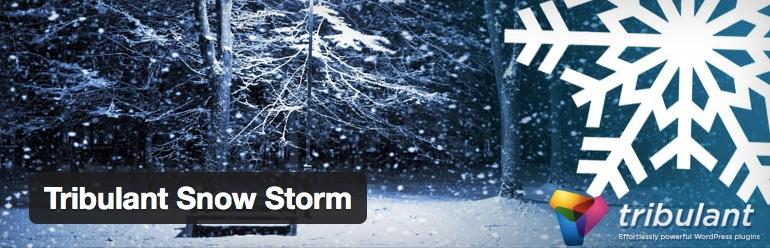 WordPress_›_Tribulant_Snow_Storm_WordPress_Plugins