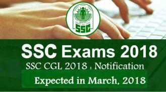 SSC Combined Graduate Level