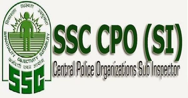 SSC Central Police Organizations u2013 Sub Inspector