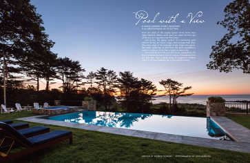 Coastal Design Mag - Pool With A View