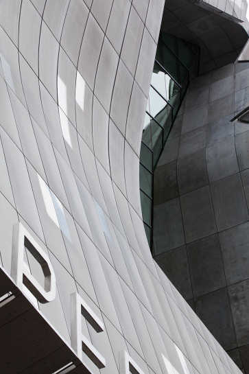 Exterior, The Cooper Union, New York, NY