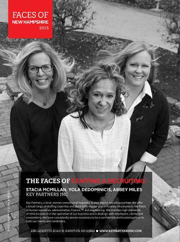 Client: New Hampshire magazine / Key Partners, Inc, Nov 2015.
