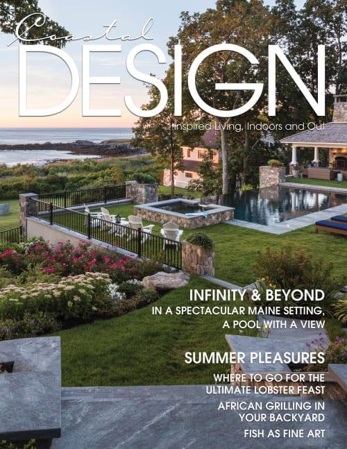 Coastal Design Magazine - Summer 2019 Cover