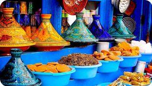 Moroccan Tajines