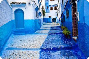 Chefchaoun Morocco