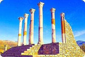 Volubilis Roman Ruins Fes