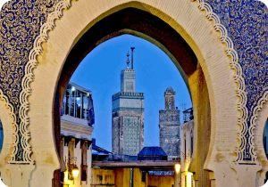 Bab Boujloud Fes