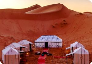 Luxury Camp Merzouga