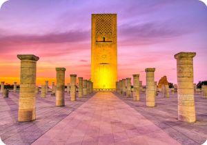 Hassan Tower II