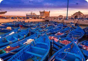 Essaouira Port