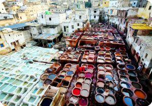 Tannerie Marrakech