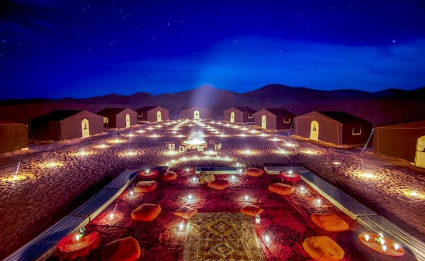Luxury Berber Camp Merzouga