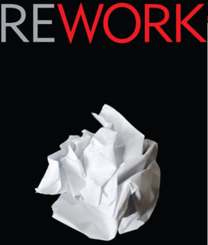 Rework : Why this book is Evil!