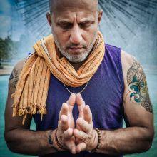 yoga study Raghunath bhakti Rhode Island kirtan