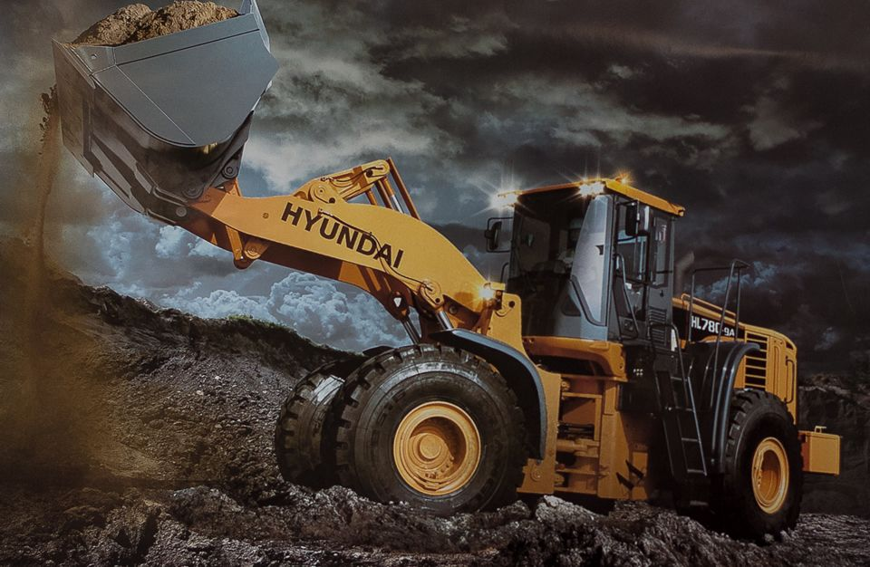 Used Heavy Equipment and Parts