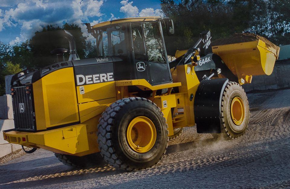 John Deere ® Used Heavy Equipment Parts