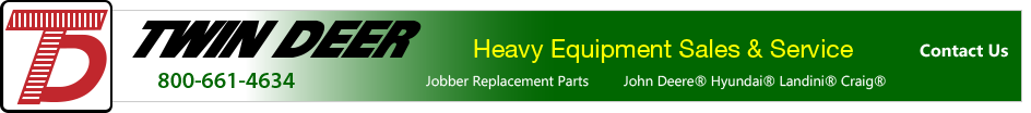 John Deere loader parts