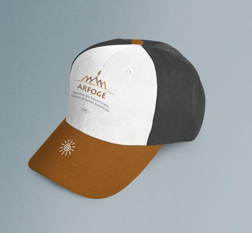 ARFOGE Logo & Assets Design