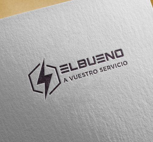 ElBueno Logo Design