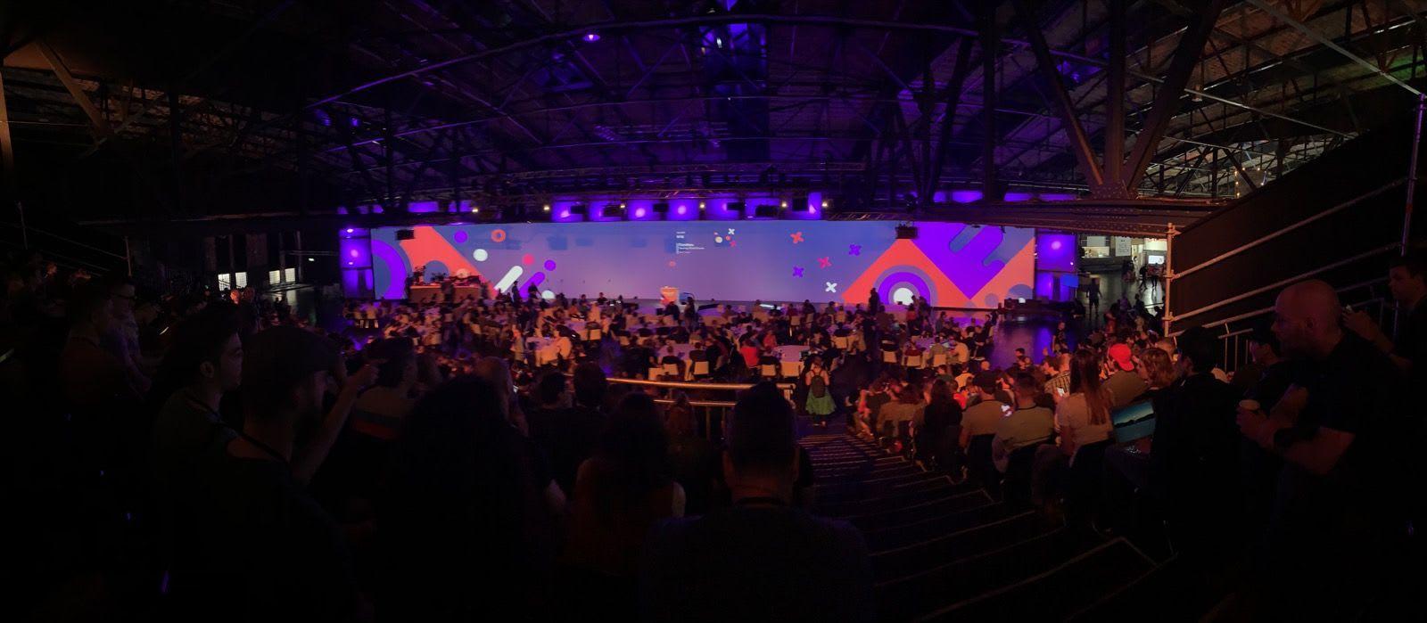 JSConf EU 2019 - Berlin