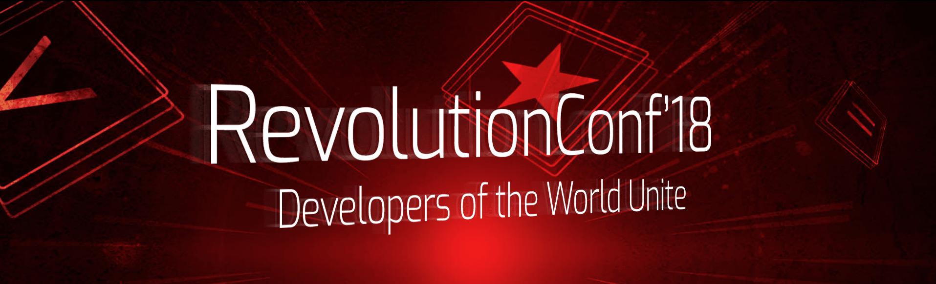 RevolutionConf 2018
