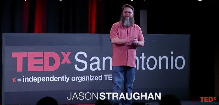TEDx San Antonio Fall 2016 - How Pioneering Entrepreneurs Change Communities