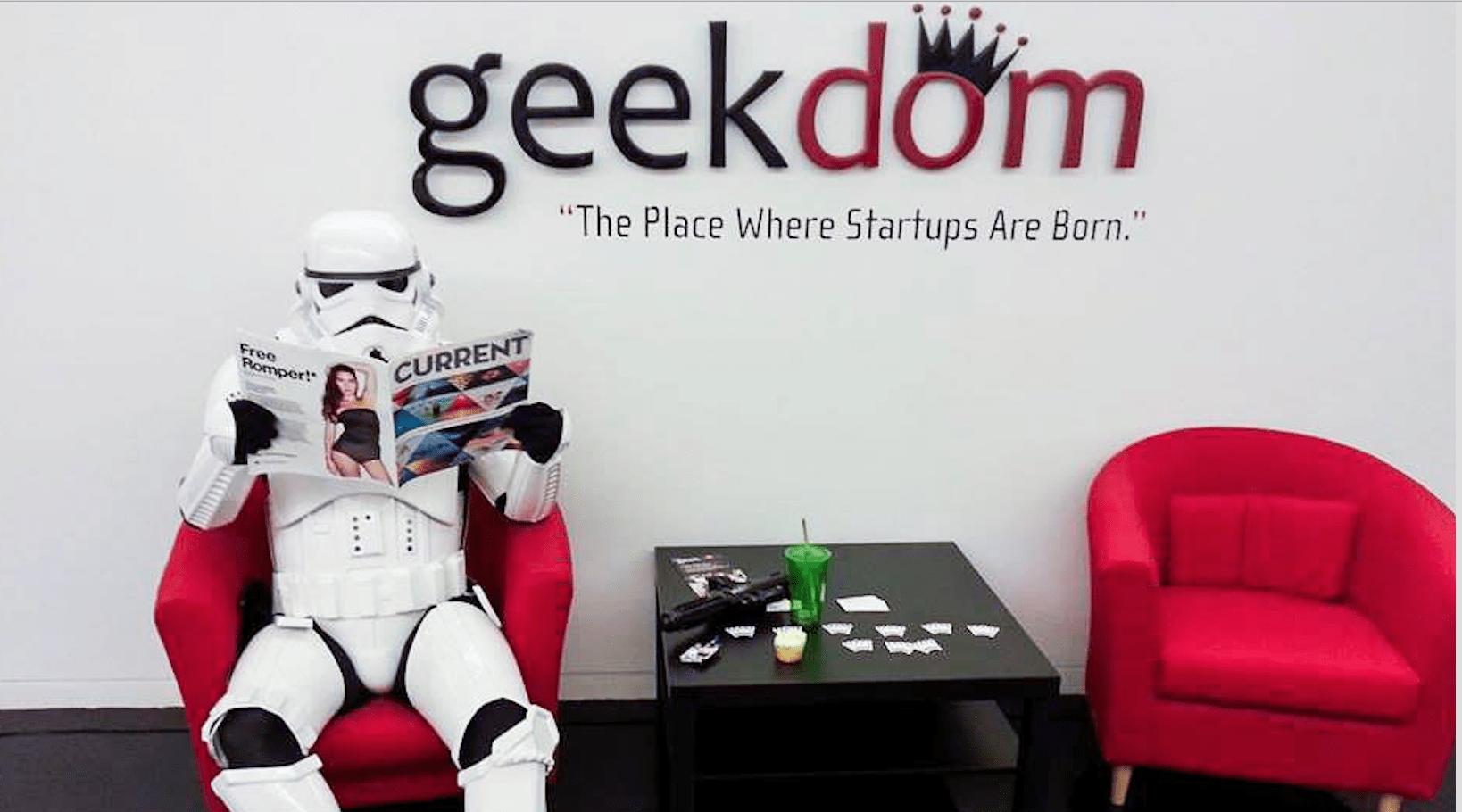 Alamo Hackfest at Geekdom San Antonio