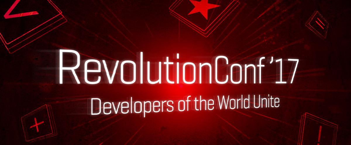 RevolutionConf 2017 Review