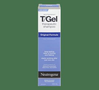 T/Gel Therapeutic Shampoo, original Formula, 250 ml – Neutrogena :  Medicated (scalp)
