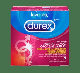 Love Sex Condoms, 24 units – Durex : Condom