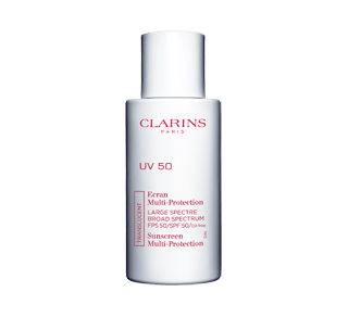UV 50 Sunscreen Multi Protection, 50 ml – Clarins : Sun protection
