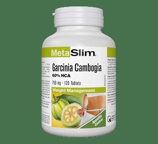 Metaslim Garcinia Cambogia 120 Units Webber Diet