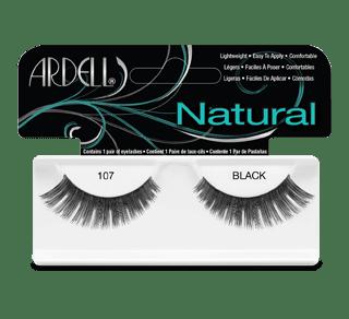 ddea8cdacf4 Fashion Lashes, 1 pair , #107 - Black – Ardell : False lashes   Jean Coutu