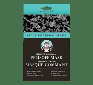 style attrayant pas cher meilleur pas cher Masque peeling en gel au charbon noir, 4 unités – Danielle : Masque