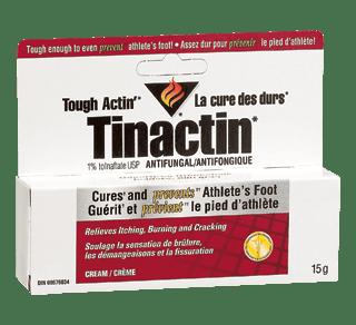 Crème antifongique, 15 g – Tinactin : Antifongique (pied d ...