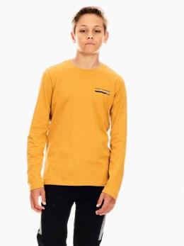 garcia t-shirt geel t03602
