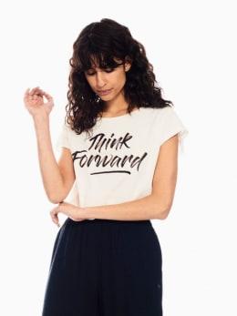 garcia t-shirt wit q00004