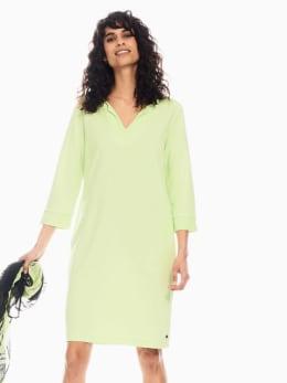 garcia jurk gs000180 pistache groen